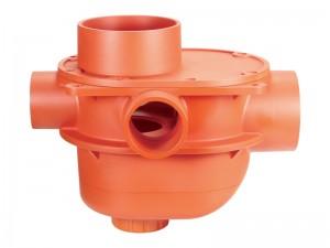 防臭總存水匯流盒(吊管式)